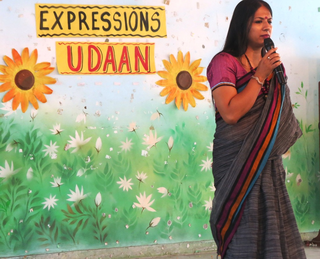 EXPRESSIONS 'UDAAN'