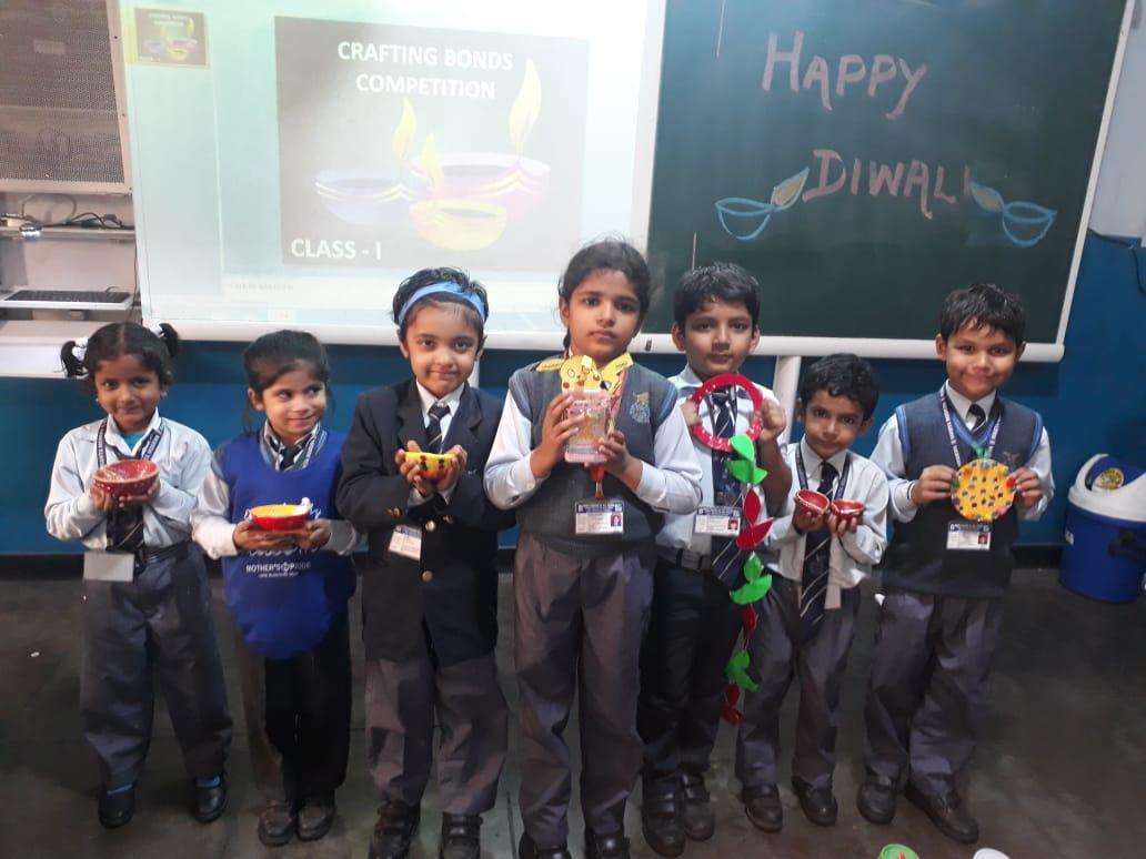 Class Activity on Diwali