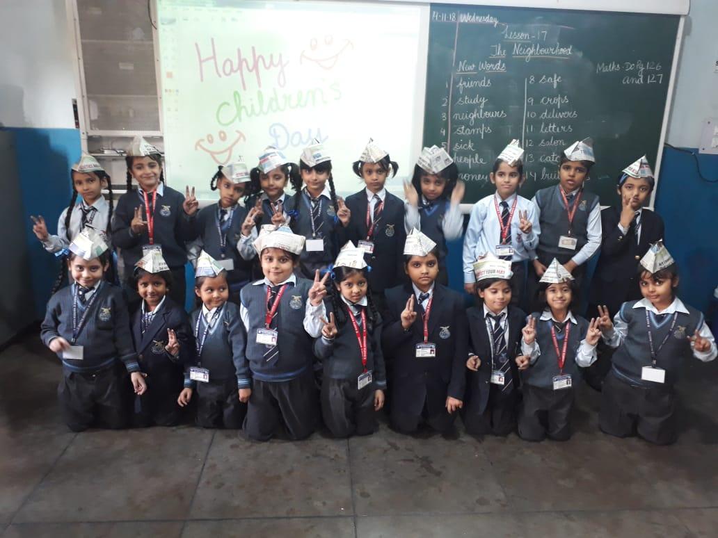 CHILDREN DAY AT MAMTA MODERN SCHOOL