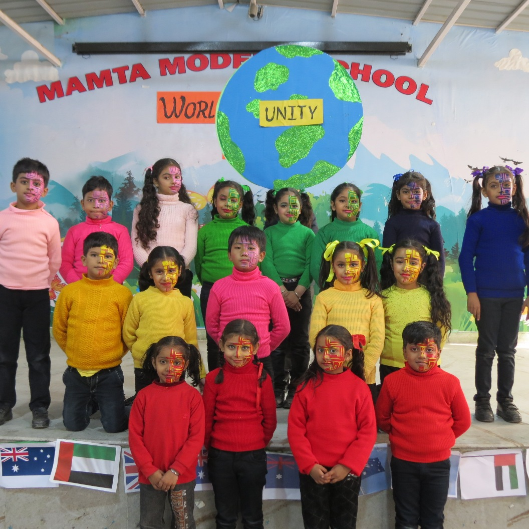 World Harmony Day-Class II