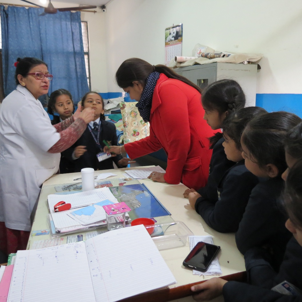 Deworming Drive