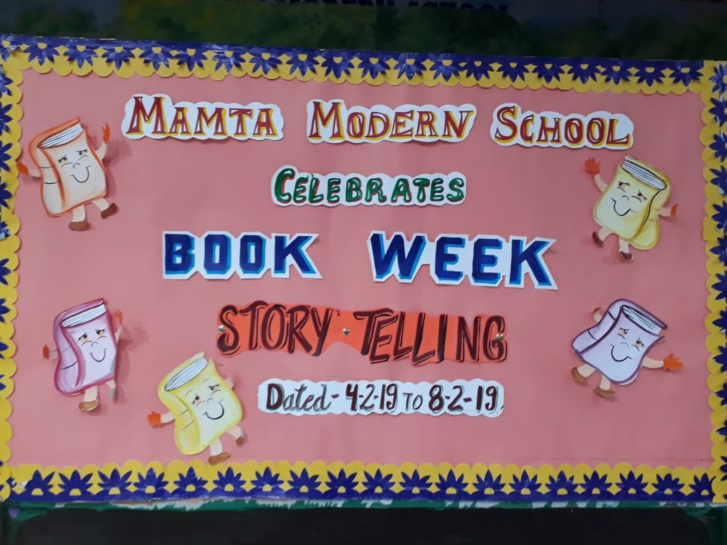 Story Telling Session -Class I and II