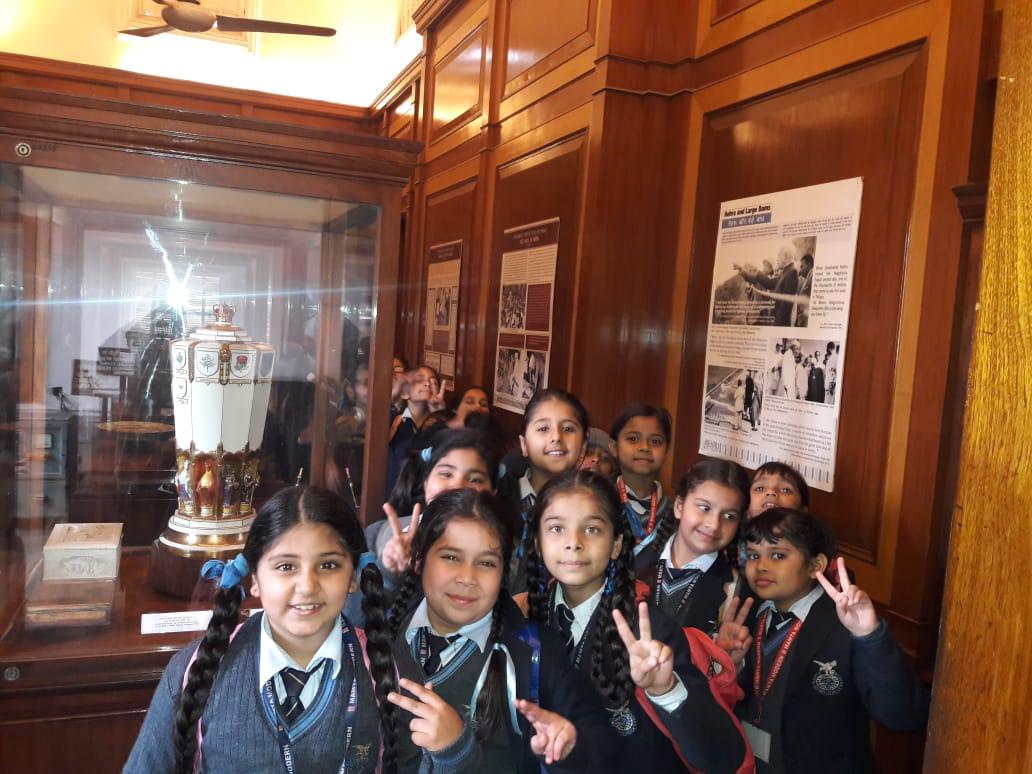 Visit to Nehru Planetarium-Class III