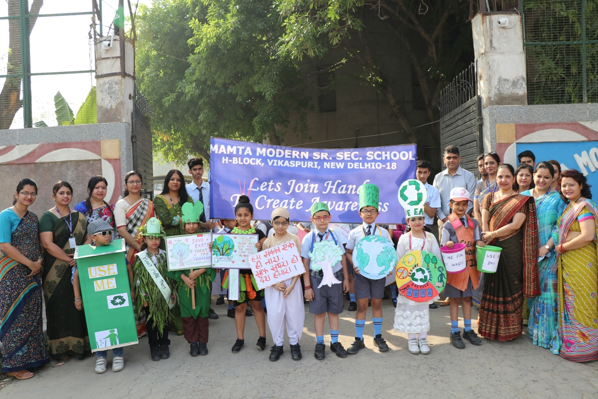 RALLY ON EARTH DAY