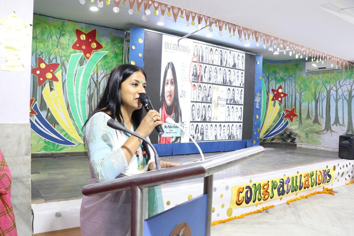 Scholar Badge Award Ceremony