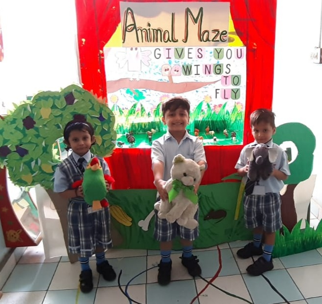 Animal Maze