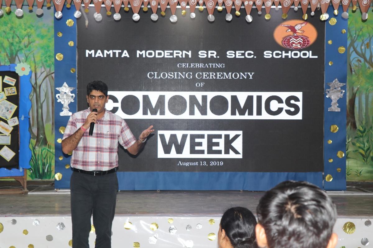 Comonomics Week