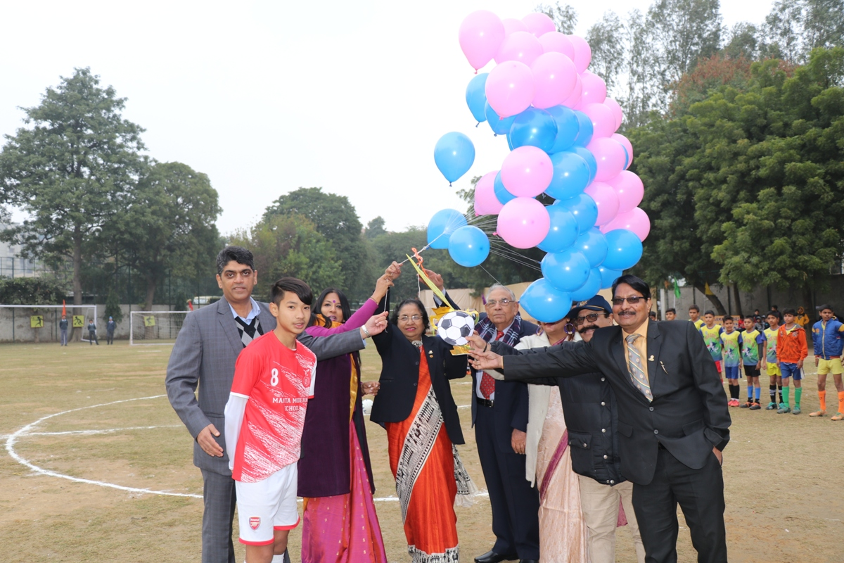Shri. S. K. Sharma Football Tournament