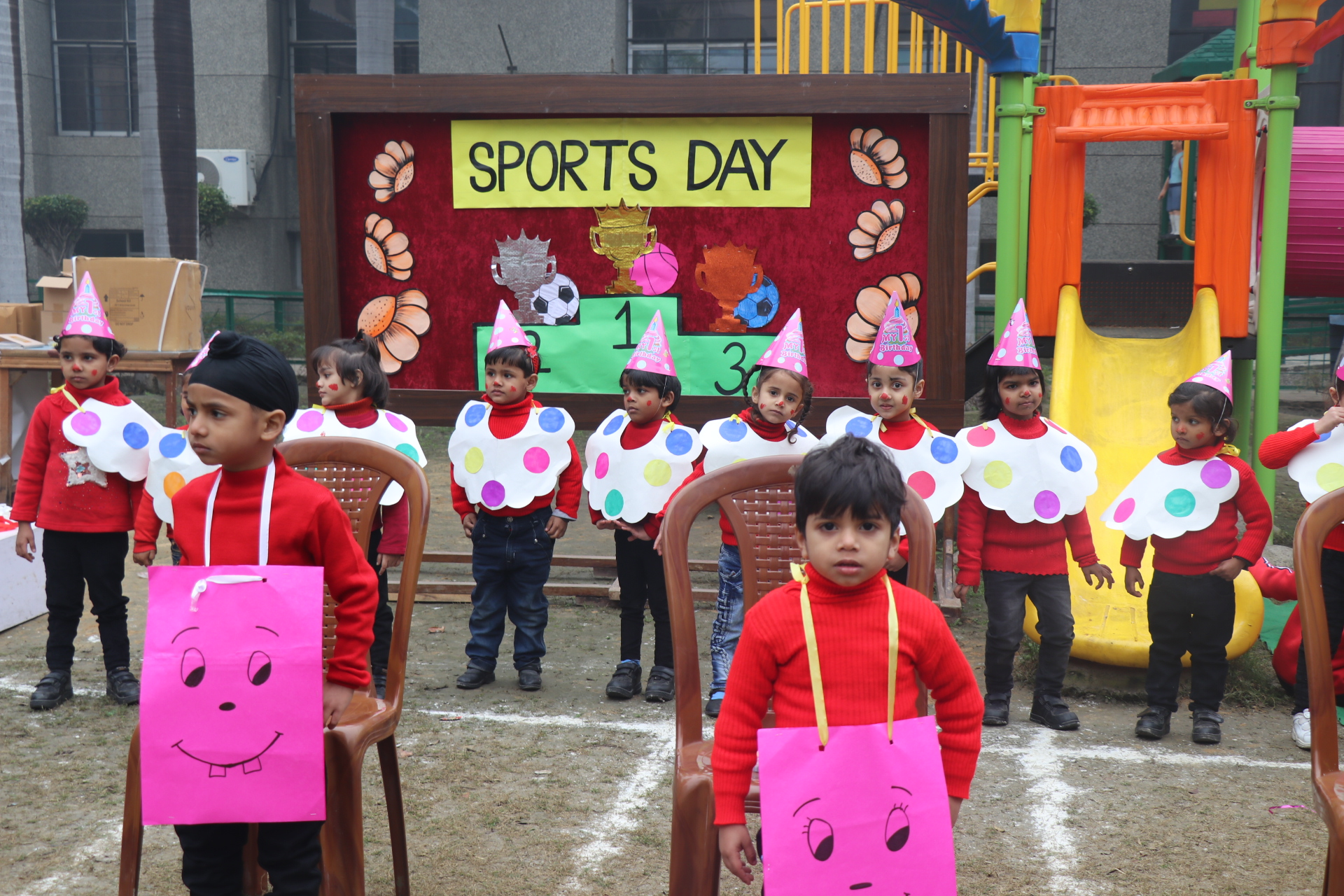 Sports Day-Nur and Prep