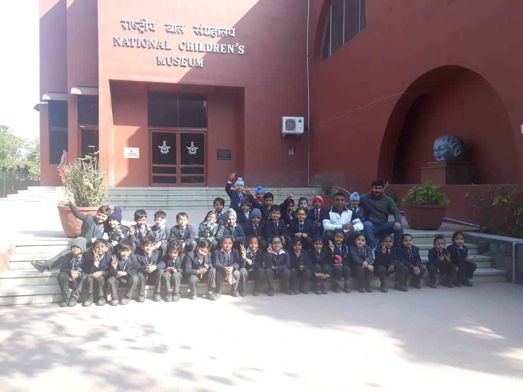 Visit to Bal Bhawan