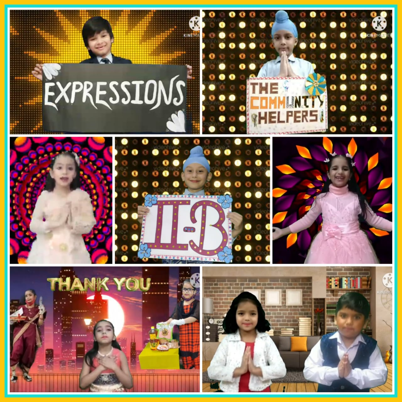 Expressions – Class II