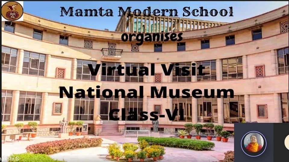 Virtual Visit to National Museum