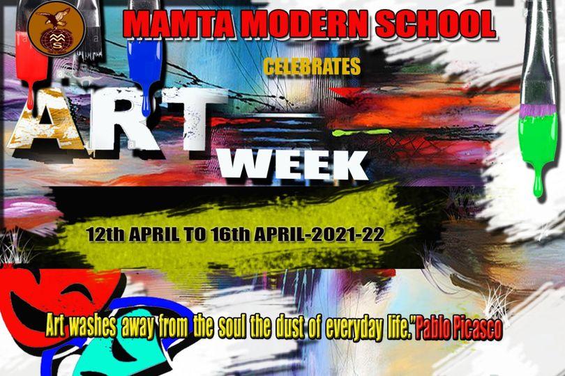 Art Week- Activities